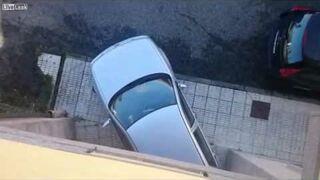 Parkowanie. Pijany?