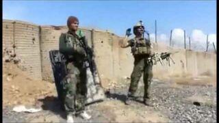 Tak ćwiczą snajperzy w Afganistanie