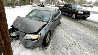 Russian Accident video - march 2015