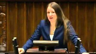 Karolina Elbanowska - Doskonałe wystąpienie!
