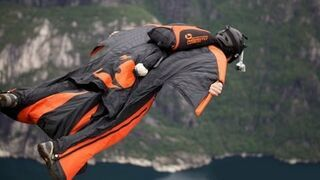 Wingsuit Proximity Flying BASE Jumping Compilation
