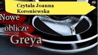 """Joanna Koroniewska """"Zaraz się zrzygam"""" audiobooka """"Nowe oblicze Greya"""""""