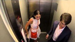 Żart z windą w Rosji!
