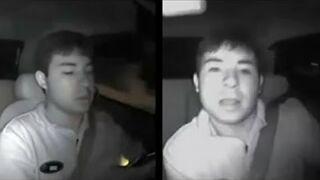 Nastolatkowie za kierownicą tracą koncentrację