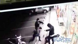 Man Brutally Beaten To Death With Men Wielding Iron Bars
