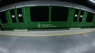 Zoombi w metrze