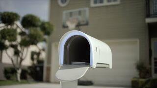Nowoczesna skrzynka pocztowa od Google