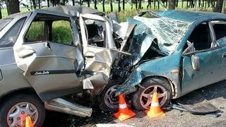 Car Accidents Compilation New 2015