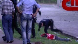 Portugalia: Policja pobiła ojca i dziadka w obecności syna