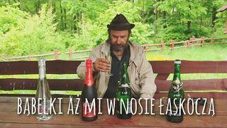 Kopsnij Drina - Wielki test szampanów