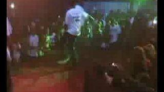 Pokaz Jumpstyle w klubie Skala