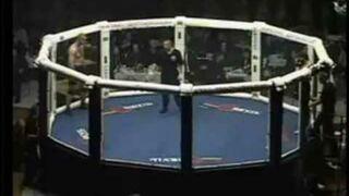 Najbardziej zwariowany zawodnik MMA