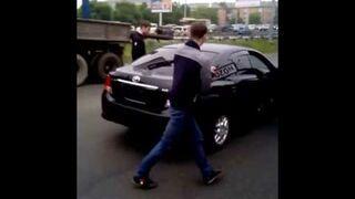 Rosja: Kamera vs Broń